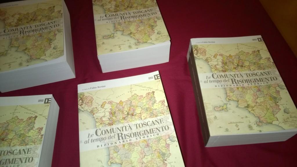 Le Comunità Toscane nel Risorgimento