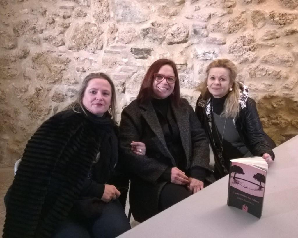 Dirce Scarpello-Loredana Bussola- Angela Creatini