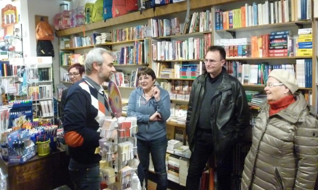 Malvaldi M. in Libreria- marzo 2016