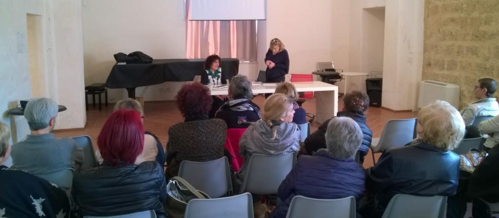 Presentazione libro Francesca Montomoli