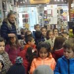 """bambini Scuola d'infanzia """"Donegani""""bambini in libreria"""