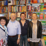 Guido Mattioni nella Libreria