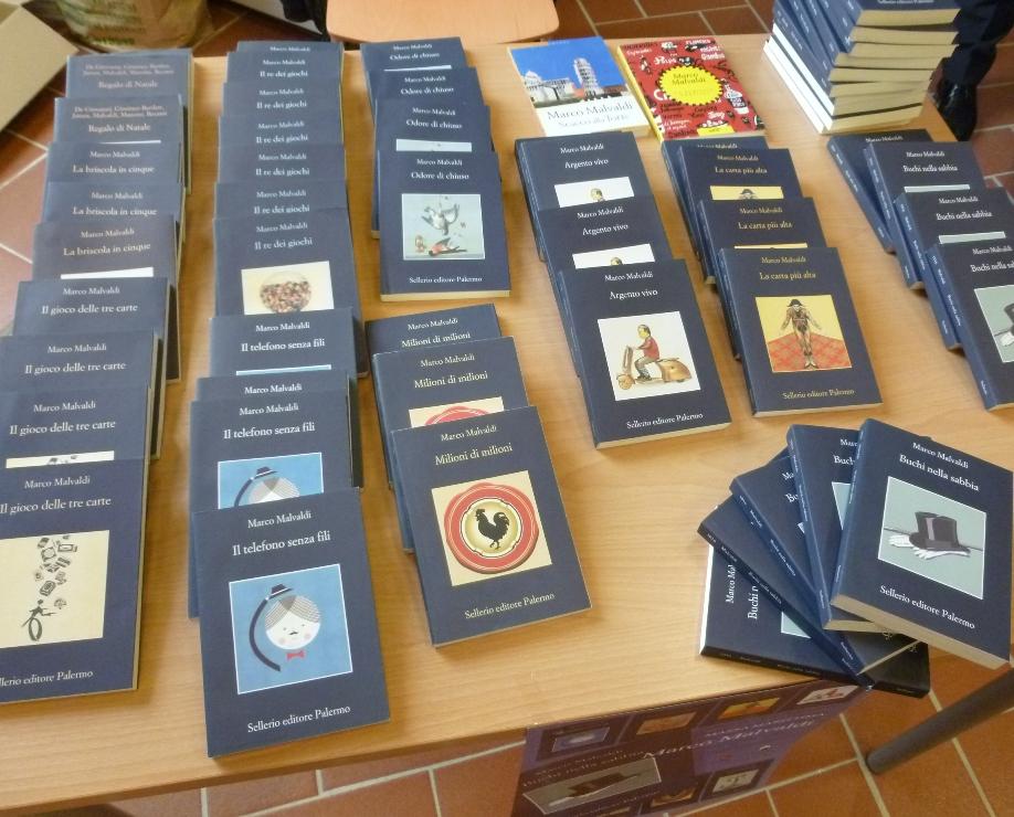 libri di Marco Malvaldi