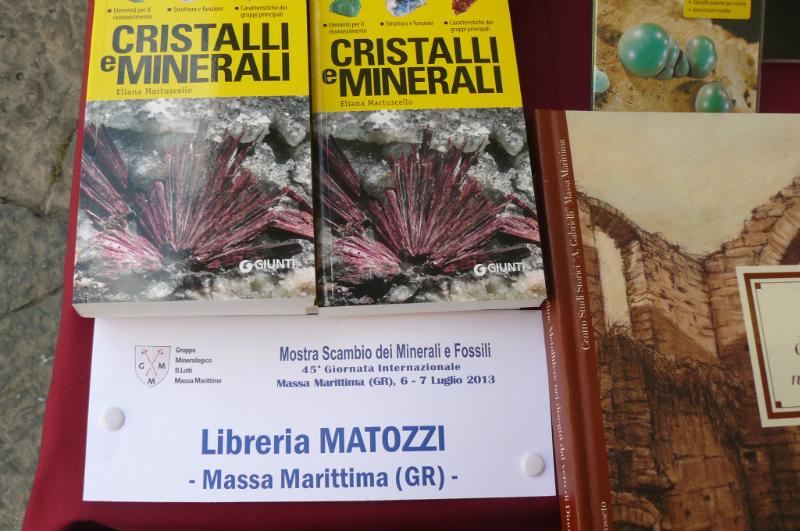 mostra mercato minerali