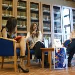 Nada Malanima in Biblioteca-Premio Gennai-14maggio2016
