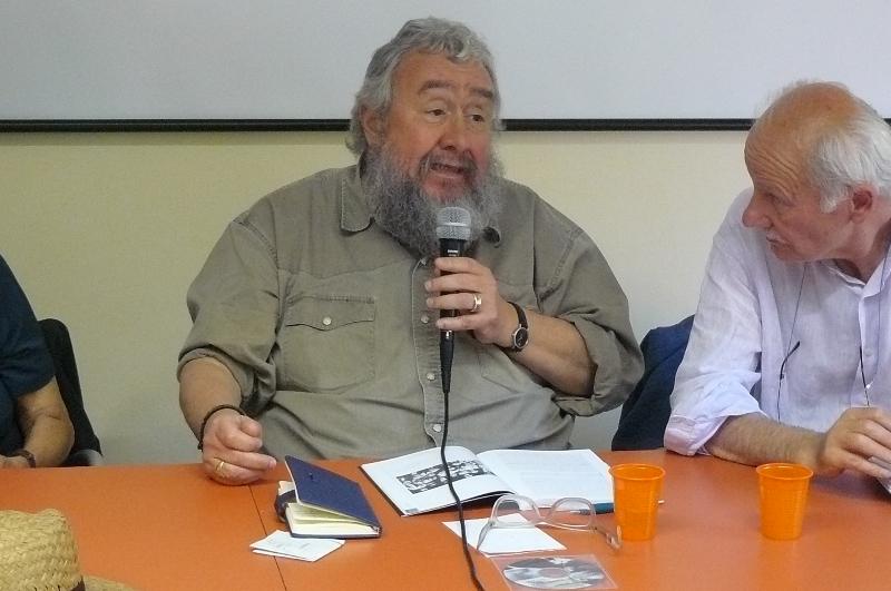 Stefano Beccastrini a Niccioleta