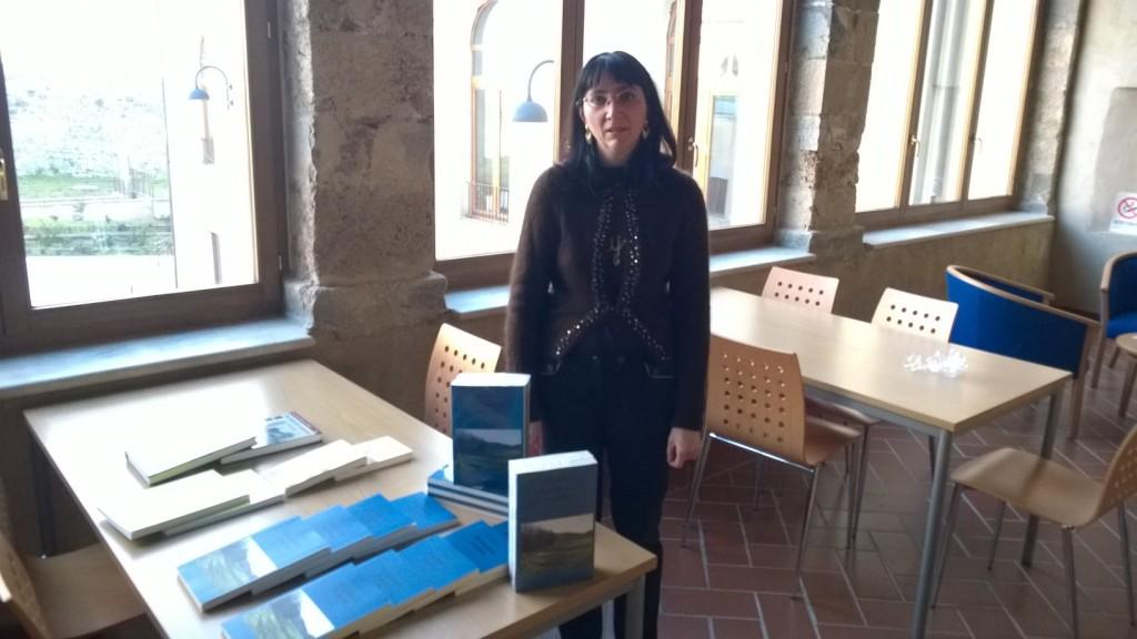 """Sandra-Poli-febb2015-libro """"quartiere la macchia"""""""